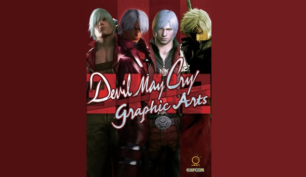 Devil May Cry 3142: Graphic Arts (Book)
