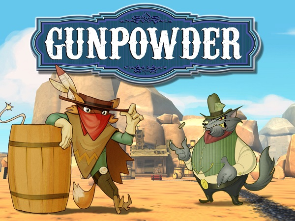 Gunpowder (iPad)