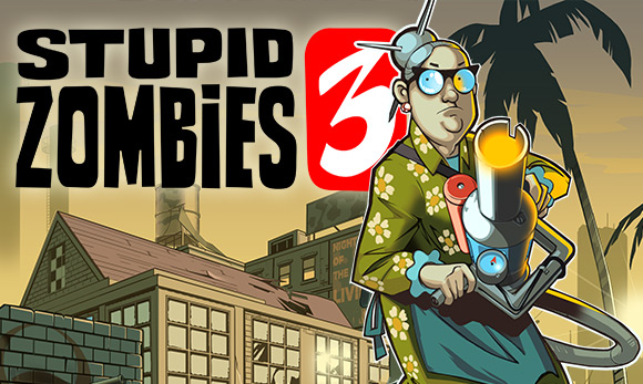 Stupid Zombies 3 (iOS)