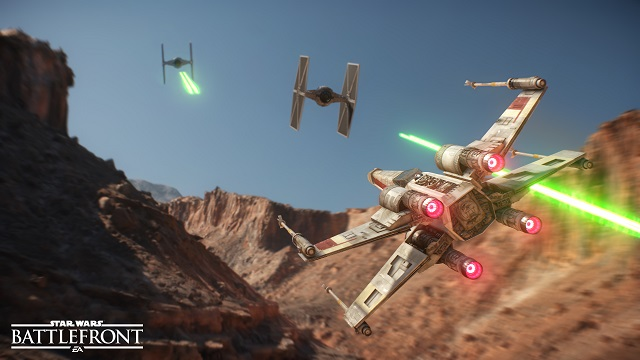 Star Wars Battlefront at Star Wars Celebration - An Inside Look