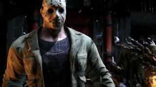 Mortal Kombat X: Jason Voorhees (DLC) hero shot