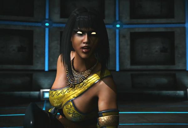 Mortal Kombat X: Tanya (DLC)