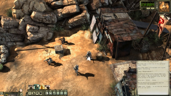 Wasteland 2 now available