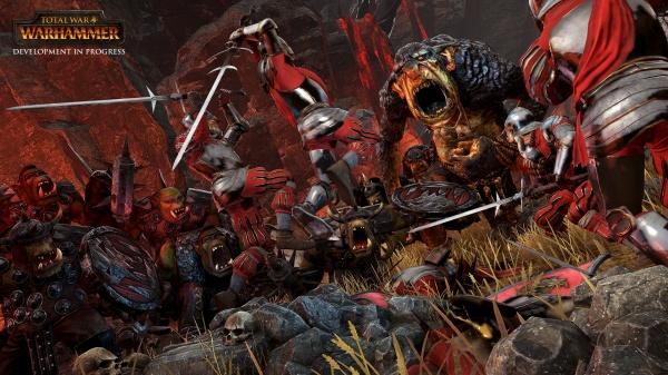 Warhammer universe erupts into Total War