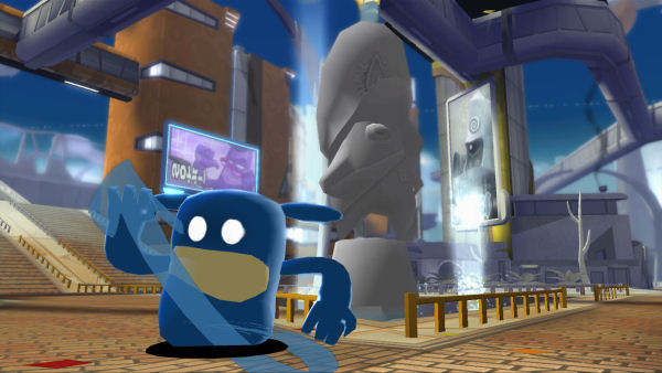 de Blob rises from the dead on Halloween