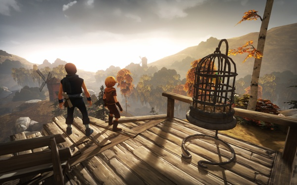 Brothers: A Tale of Two Sons now being told on Android