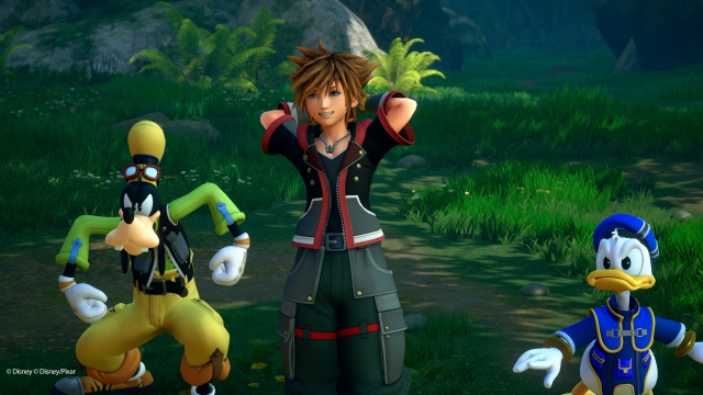 Kingdom Hearts III voice cast revealed