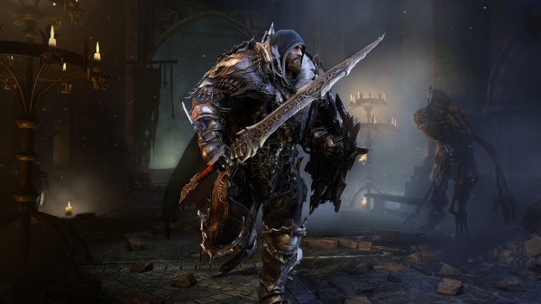 Lords of the Fallen descends into stores