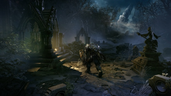 Lords of the Fallen discovers Ancient Labyrinth
