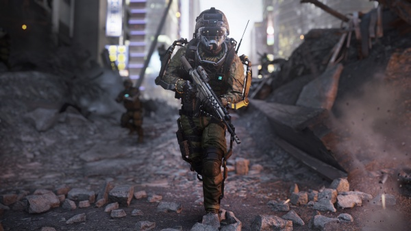 Advanced Warfare deploys Zero Edition on Monday