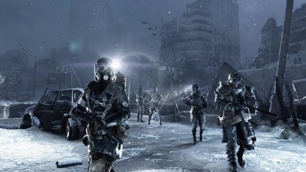 Metro Redux demo released on consoles