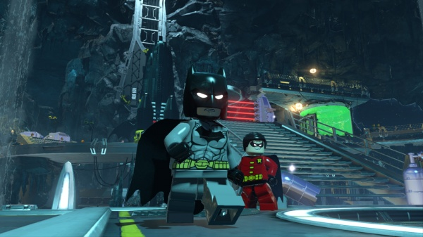 LEGO Batman goes Beyond Gotham and into stores