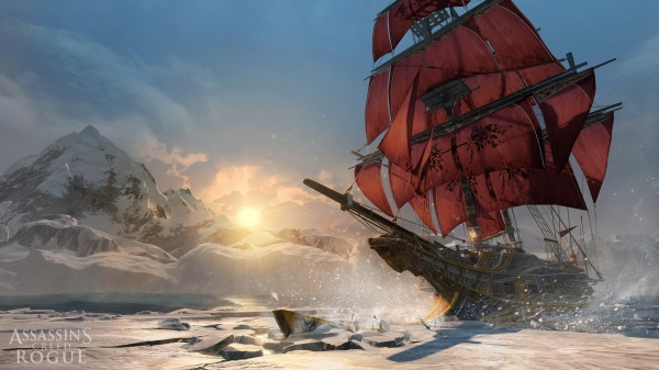 Assassin's Creed Rogue lands on PC tomorrow