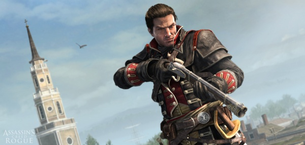 Assassin's Creed Rogue coming to PC in March
