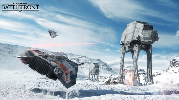 Star Wars games to be featured at D23
