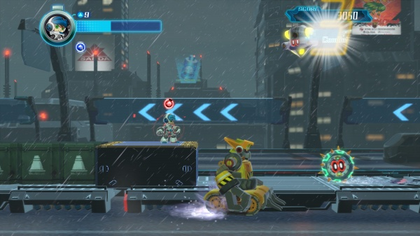 Mighty No. 9 goes gold - release date set in stone