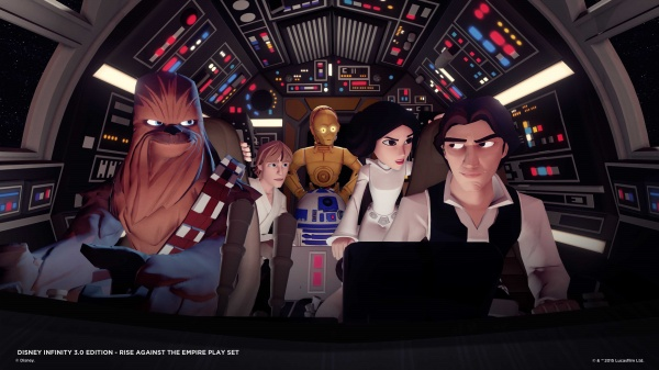 Disney Infinity 3.0 making the jump to Comic-Con