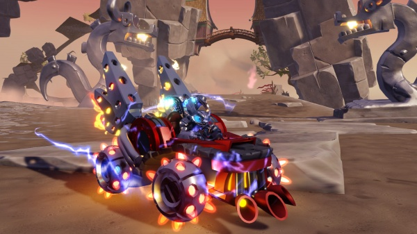 Skylanders SuperChargers will have an online multiplayer mode