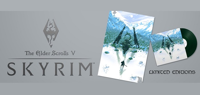 Skyrim Vinyl Soundtrack pre-orders open