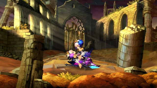 The tale of Odin Sphere Leifthrasir being told again on PlayStation systems