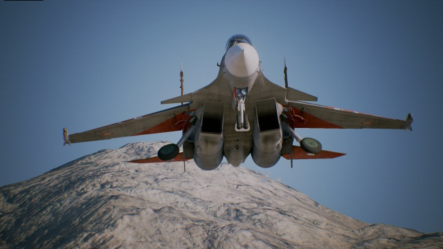 Ace Combat 7 takes to the skies