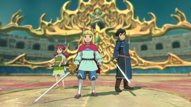 Ni no Kuni II: Revenant Kingdom released