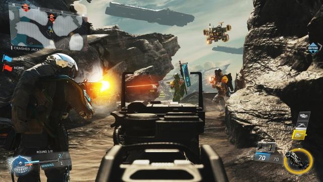 Call of Duty: Infinite Warfare MP mode free on Steam