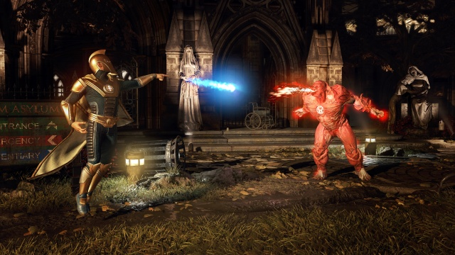 Injustice 2 hits PC next week