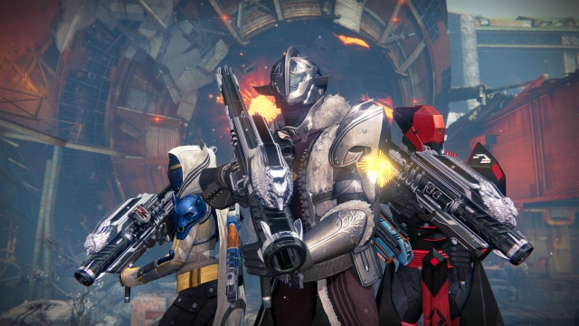 The Iron Lords return to Destiny today