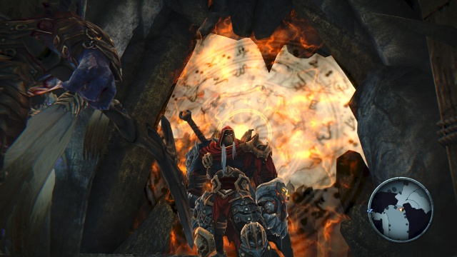 Darksiders brings War to the Switch