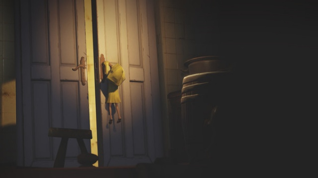 Little Nightmares become complete on Switch