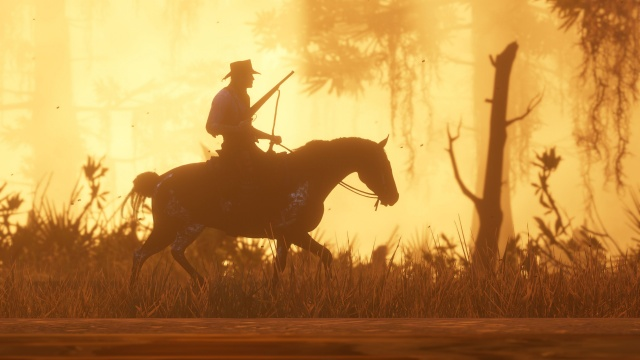 Red Dead Redemption 2 rides into release