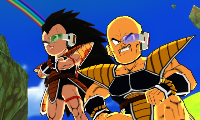 Dragon Ball Fusions hits 3DS