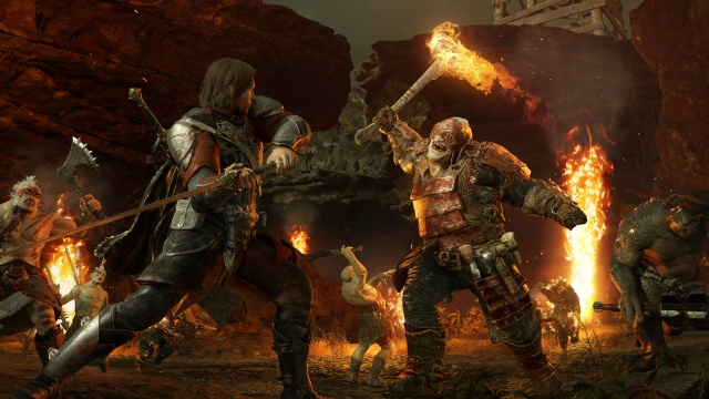 Middle-earth: Shadow of War launched