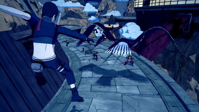 Naruto to Boruto: Shinobi Striker strikes