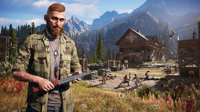 Far Cry 5 released