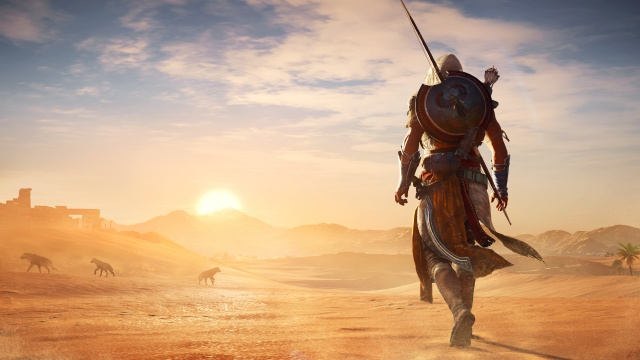 Assassin's Creed Origins arrives