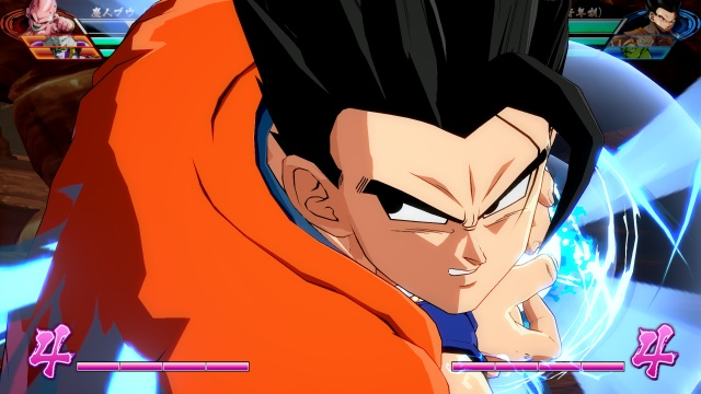 Dragon Ball FighterZ released