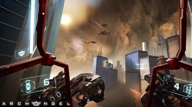 Archangel lands on PSVR