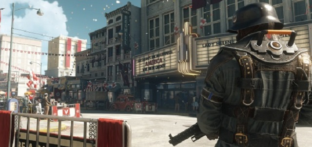 Wolfenstein II: The New Colossus is coming to Switch