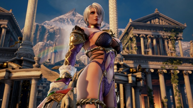SoulCalibur VI takes the stage