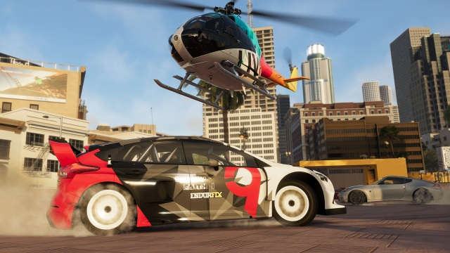 The Crew 2 Gold Edition races into release