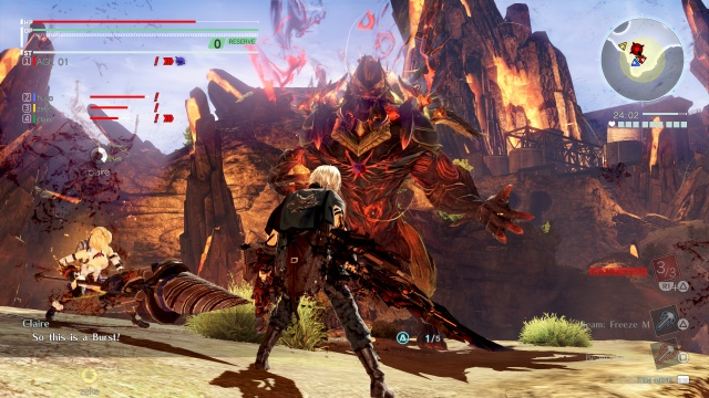 God Eater 3 coming to Switch