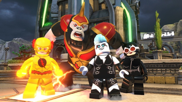 LEGO DC Super-Villains headed to Comic-Con