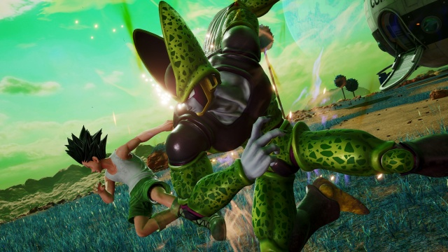 Jump Force jumps into release