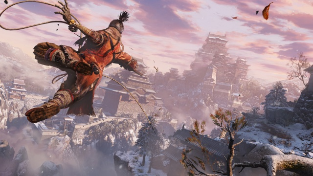 Sekiro: Shadows Die Twice launch date announced, playable at gamescom