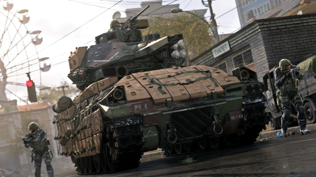 Modern Warfare multiplayer revealed