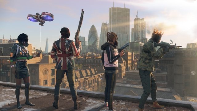 Watch Dogs: Legion launches on PlayStation 5