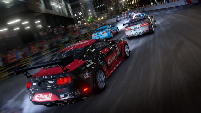 GRID races into release