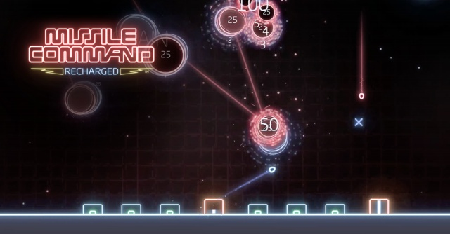 Missile Command: Recharged targets PC and Switch
